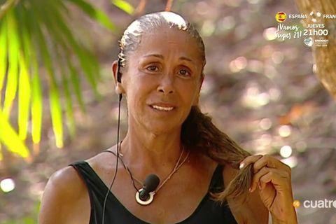 Los concursantes de 'Supervivientes' se enfrentan al juego de las tentaciones e Isabel Pantoja acaba cortándose el pelo