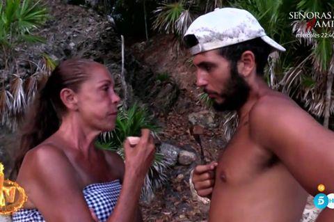Isabel Pantoja está muy dolida con Omar Montes porque no se posicionara de su lado en su enfrentamiento con Mónica Hoyos y Albert