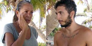 Isabel Pantoja, mosqueada con Omar Montes por culpa de una lata