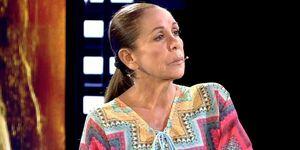 Isabel Pantoja se enfrenta a su primera entrevista tras su paso por 'Supervivientes 2019'