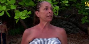Isabel Pantoja invita a Colate a su casa de El Rocío