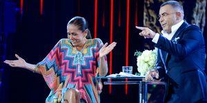 Isabel Pantoja habla de su relación con Omar Montes