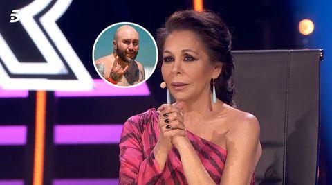 isabel pantoja habla de sus hijos en 'top star'