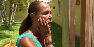 Isabel Pantoja alucina con su nueva imagen tras perder casi 10 kilos en 'Supervivientes'