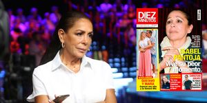 Isabel Pantoja destrozada salud de su madre Portada DM3556