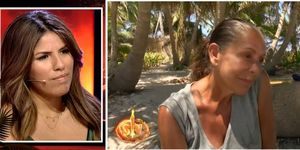 Isabel Pantoja habla en Supervivientes sobre su relación con su hija Chabelita