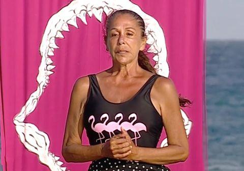 Isabel Pantoja- Supervivientes