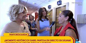 Isabel Pantoja, Sálvame, Isabel Pantoja Sálvame, Isabel Pantoja Mila Ximénez, Isabel Pantoja Telecinco