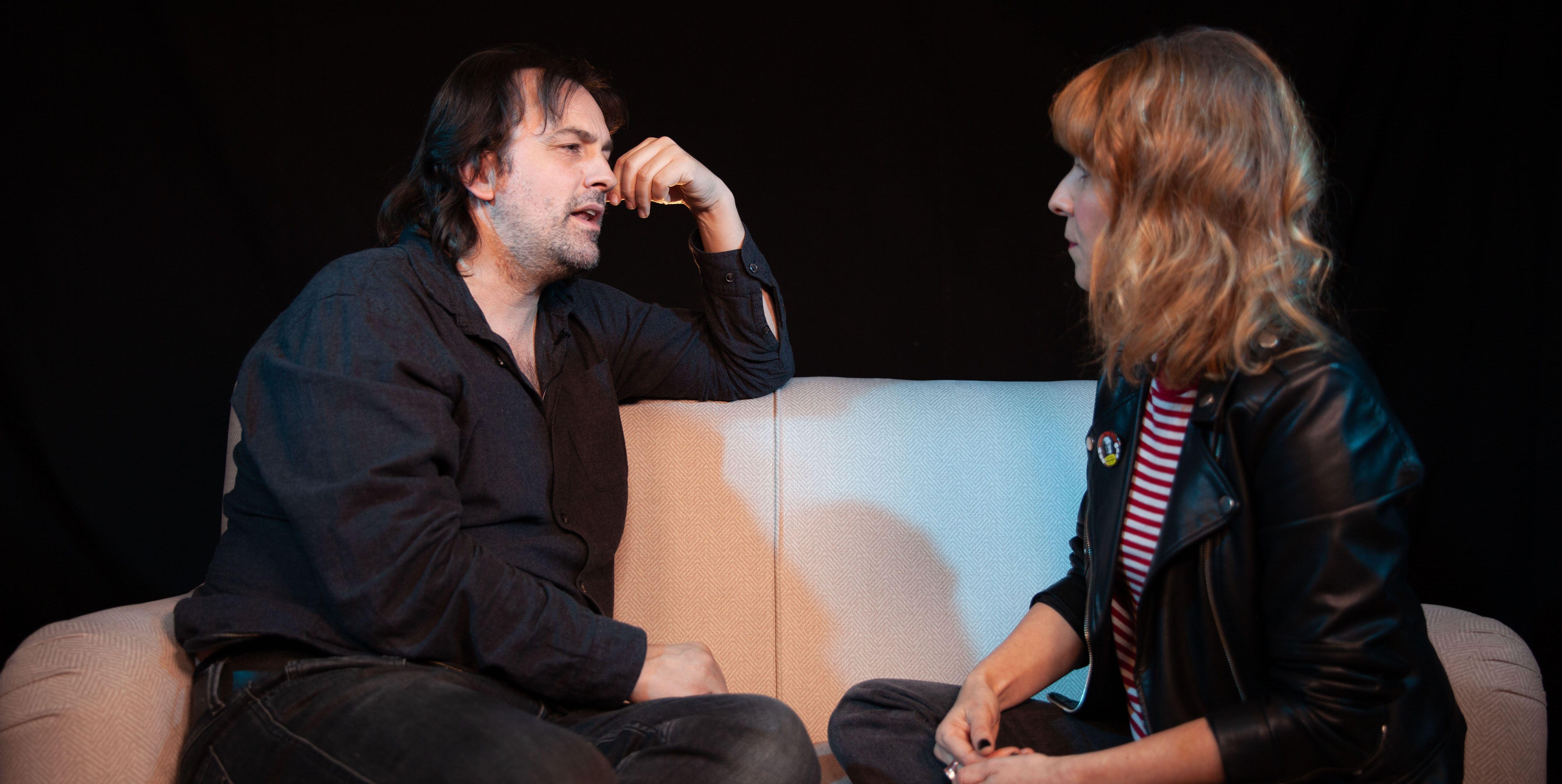 Isaki Lacuesta y Eva Llorach