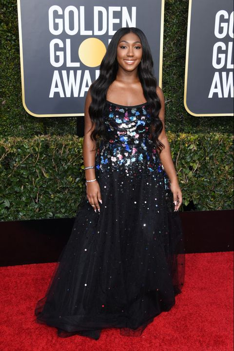 Isan Elba - Kids Golden Globes 2019