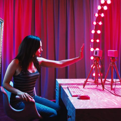 Pink, Light, Red, Lighting, Magenta, Performance, Fun, Room, Neon, Photography,