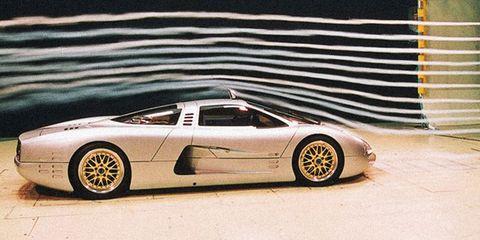 マクラーレンの新型「スピードテール」
