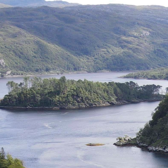 need a fresh start this remote scottish island is up for sale for just £80k