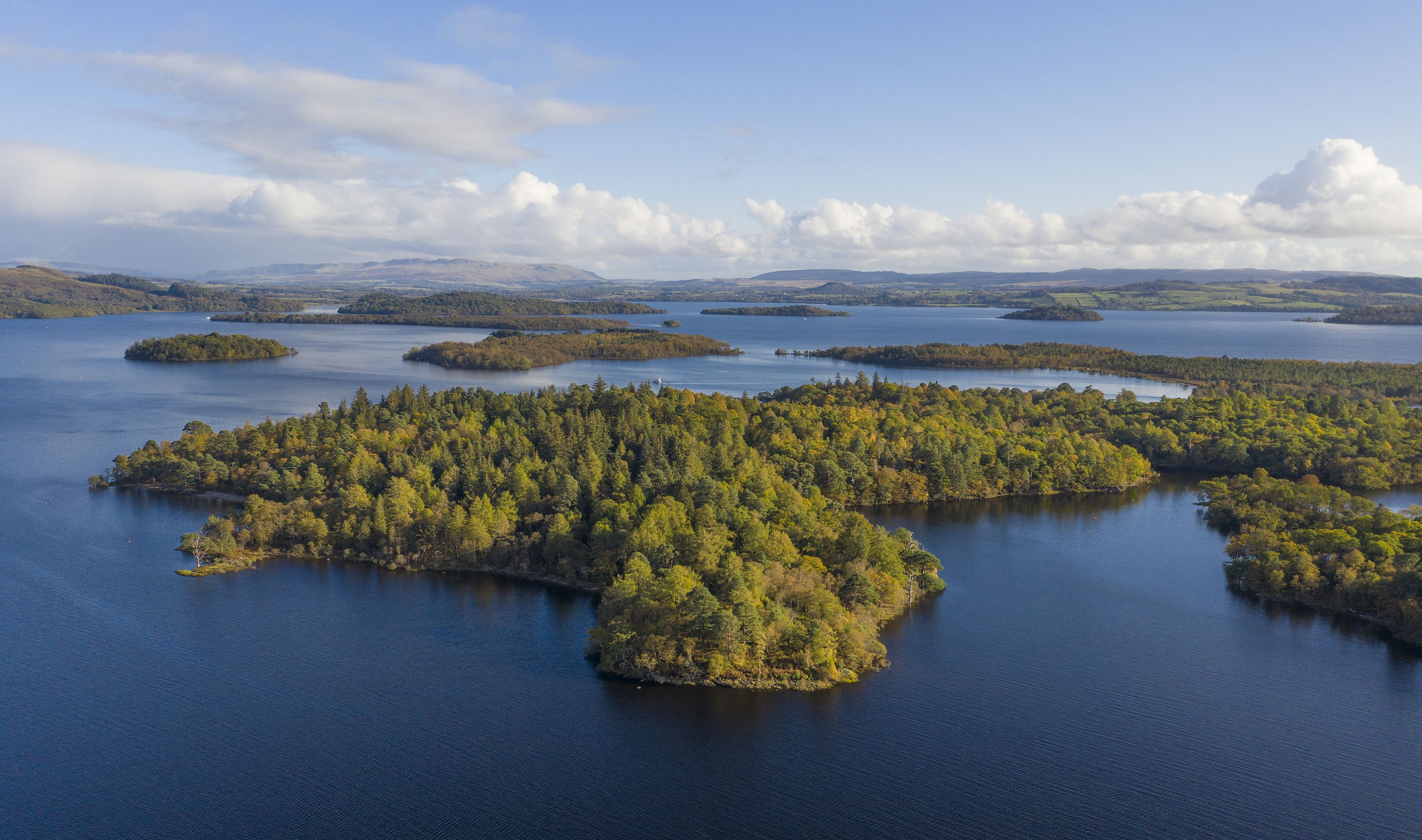 This private island is for sale in Loch Lomond, Scotland – and it's the same price as a London flat