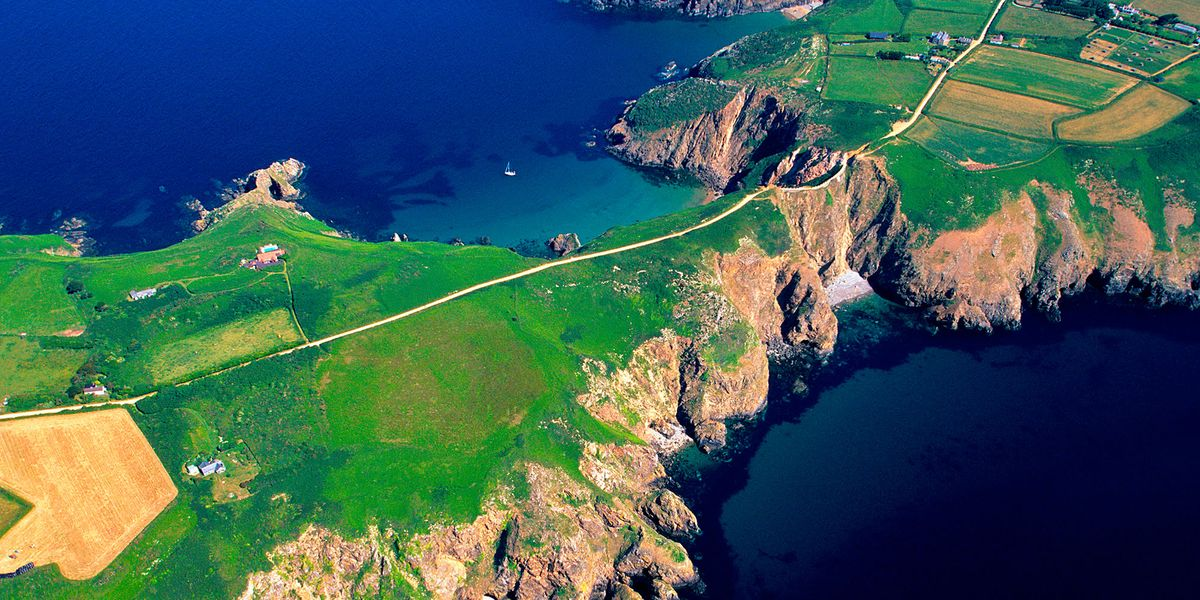 Travel Guide The Isle Of Sark In The Channel Islands
