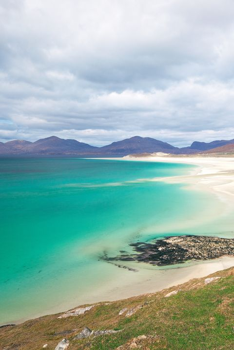 isle of harris   seilebost beach