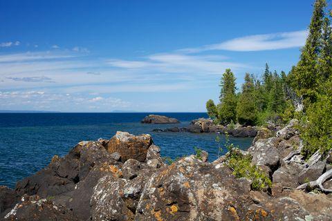 Isle Royale Cove