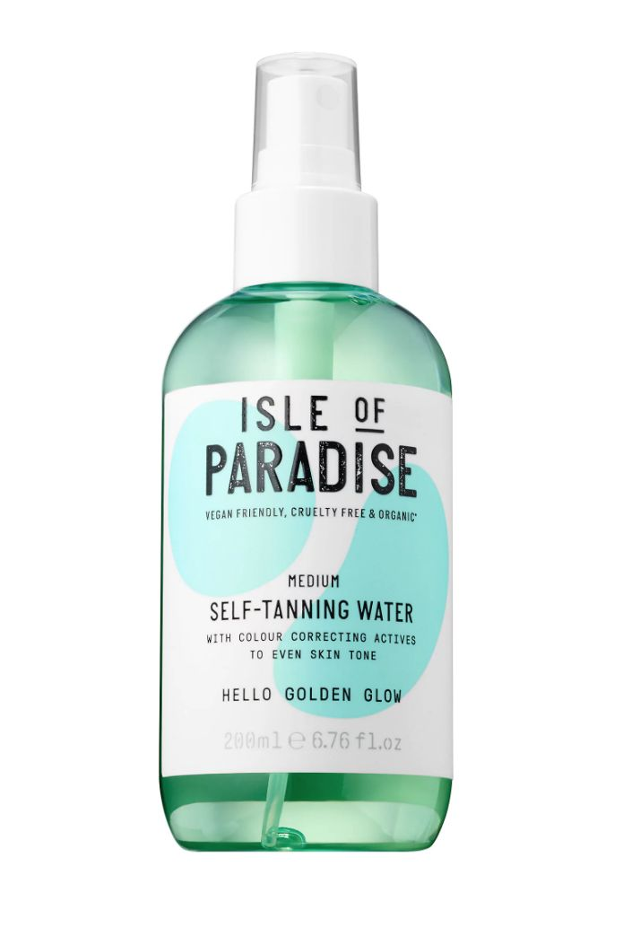 Best Self Tanner - Isle of Paradise Self-Tanning Water