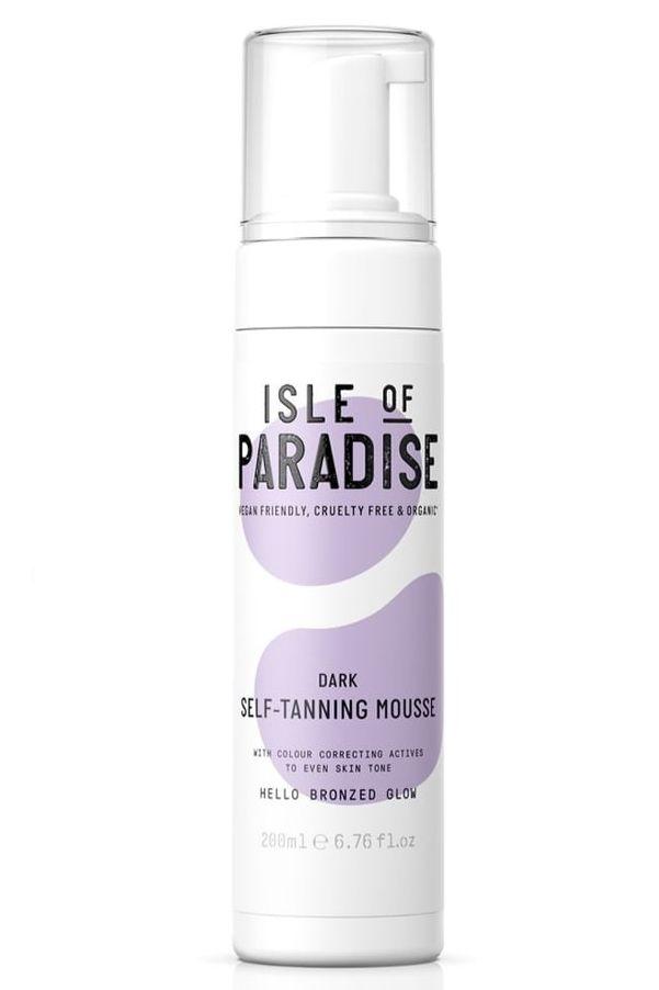 Isle Of Paradise Self-Tanning Mousse Dark