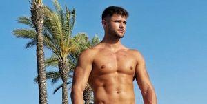 Ismael Nicolás, de La isla de las tentaciones