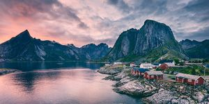 isole lofoten norvegia cosa vedere
