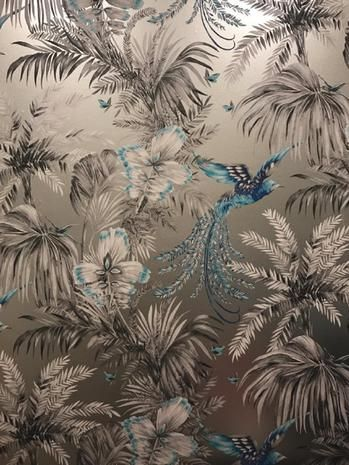 Pattern, Tree, Botany, Textile, Plant, Leaf, Design, Palm tree, Wallpaper, Arecales,