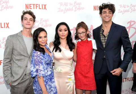 Netflix's 'To All the Boys I've Loved Before' Los Angeles Special Screening