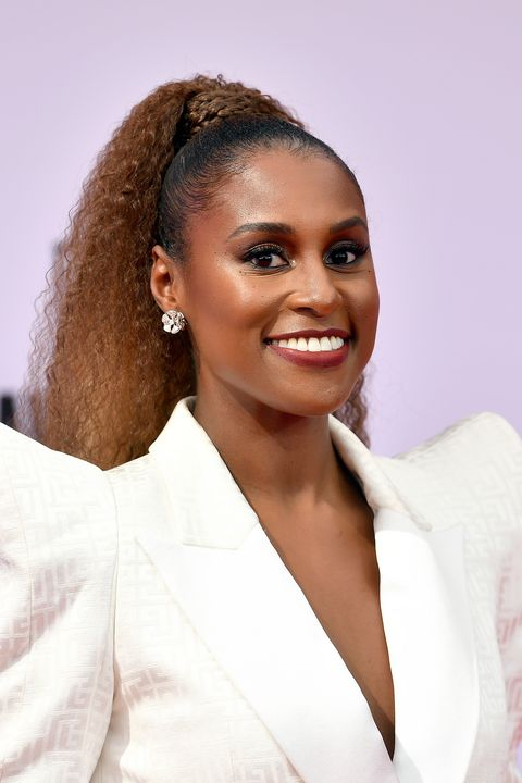 issa rae  2021 hair color trends