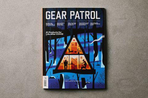 gear patrol issue 14