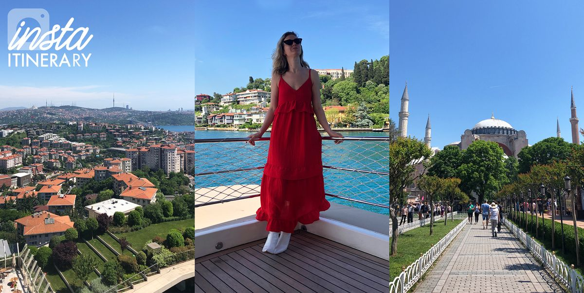 Istanbul Has All the Architecture and Markets You'll Ever Need to See