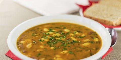 Soup for Liz Applegate column