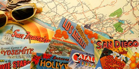 california road maps
