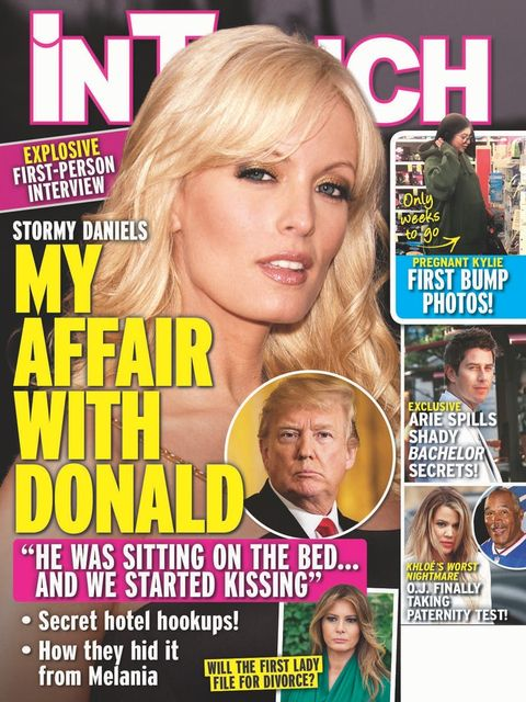 Intouch Magazine Publishes Interview With Porn Star Who -7847