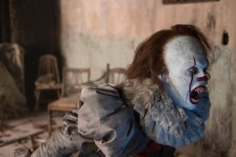 It 2 movie Pennywise