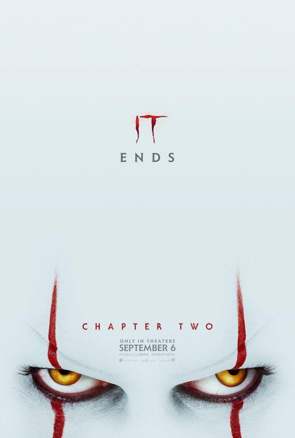 'IT: Capítulo 2' tiene nuevo y terrorífico póster - Stephen King