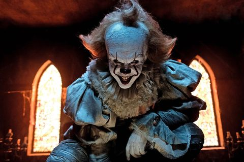 it best horror films