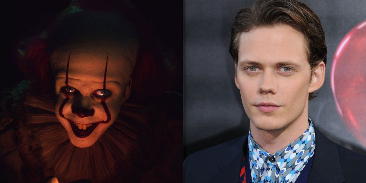 Bill Skarsgard Reveals What It Was Like To Drive Around ... |Pennywise 2020 Bill Skarsgard