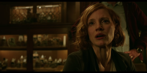 It Capítulo 2 escena polémica Beverly Jessica Chastain