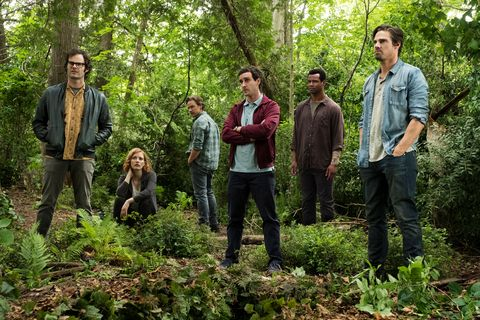 Bill Hader, Jessica Chastain, James McAvoy, James Ransone, Isaiah Mustafa, Jay Ryan, IT Chapter 2