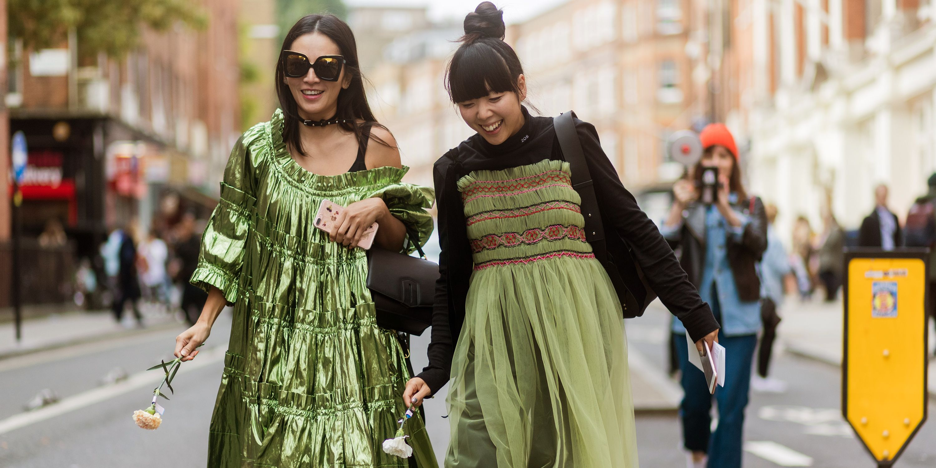 Street Style: Day 2 - LFW September 2017