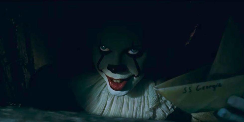 it movie clowns