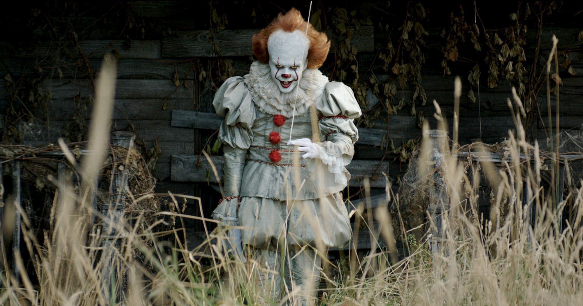 Il film clown Pennywise