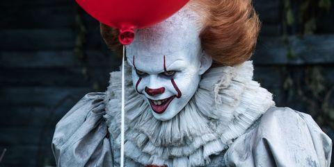 Clown, Red, Performing arts, Smile, Stock photography, Balloon, Mask, Fictional character, Costume, Fiction,