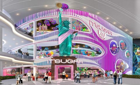 The World S First Candy Department Store Is Coming To New