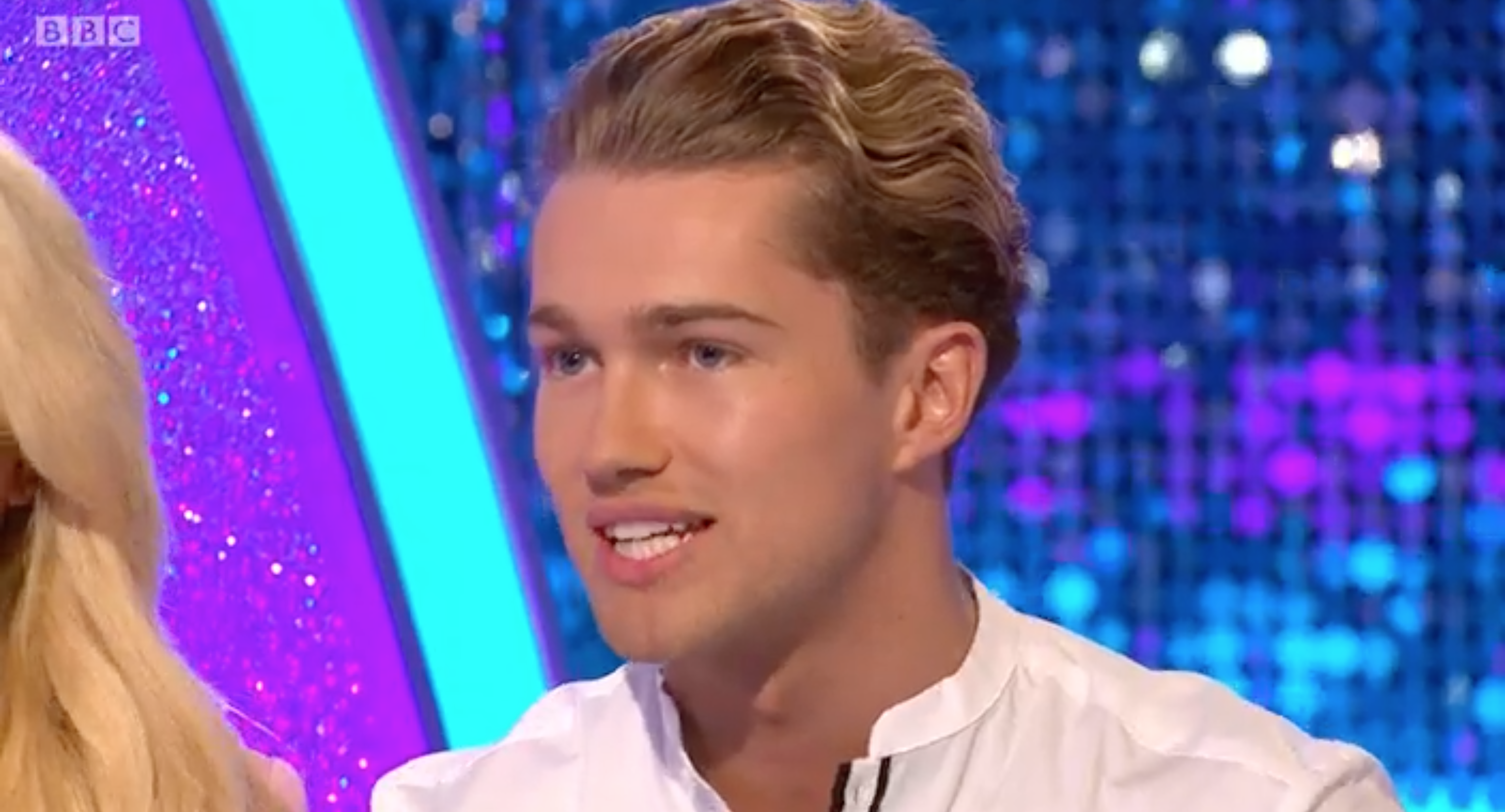 """Strictly Come Dancing's AJ Pritchard says there's """"no excuse"""" for fans sending death threats to judges"""