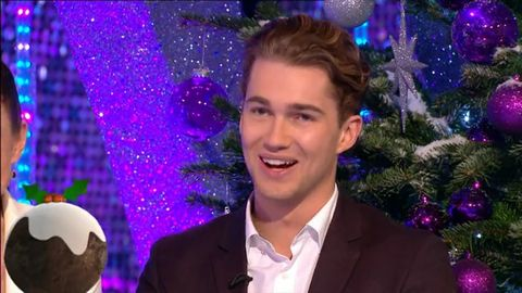 Strictly Come Dancing's AJ Pritchard in awkward TV moment over unfortunate fact about his elimination