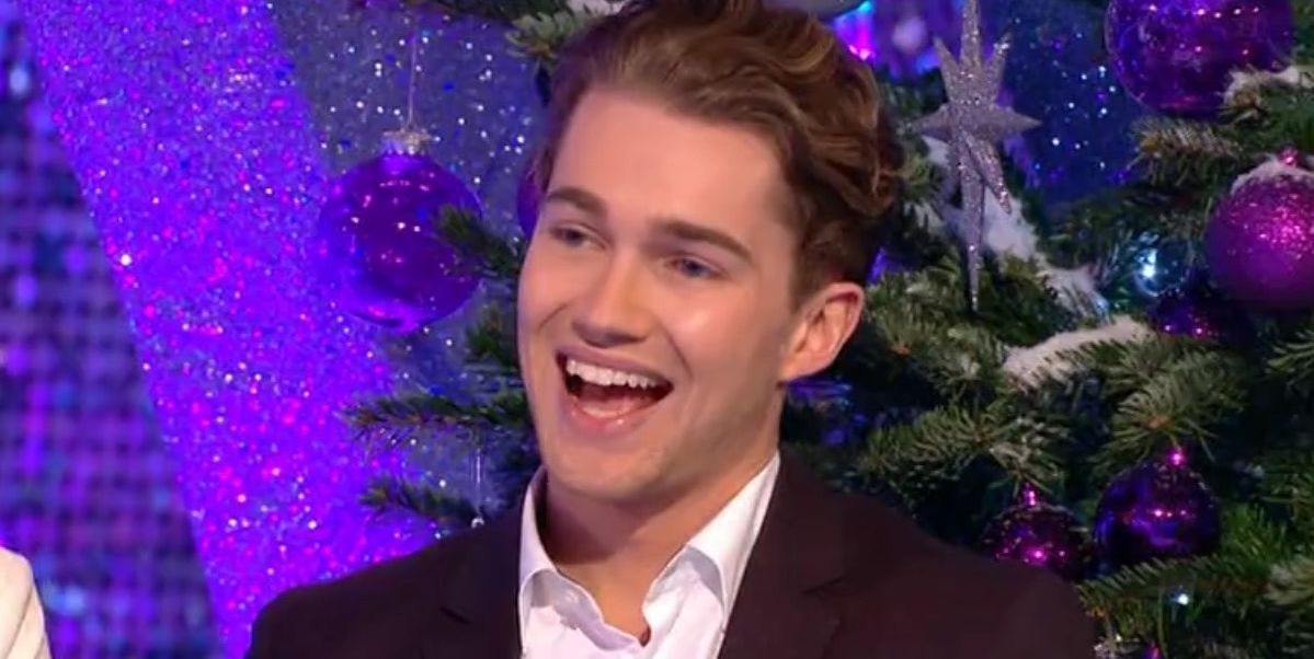 Lauren Steadman and AJ Pritchard on Strictly Come Dancing It Takes Two