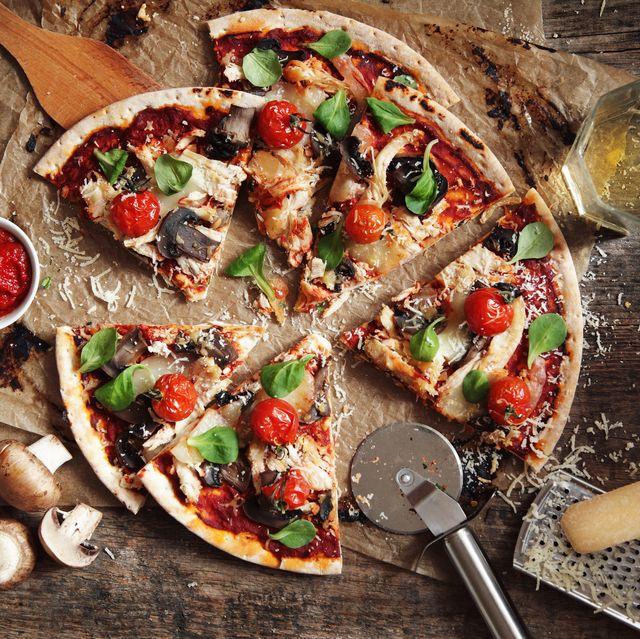 italiaanse kookboeken pizza