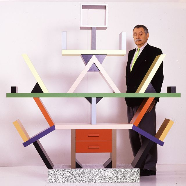 italian designer ettore sottsass