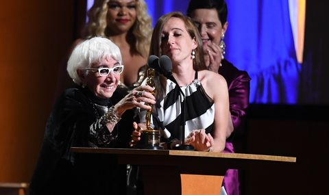 US-ENTERTAINMENT-AMPAS-GOVERNORS-AWARDS